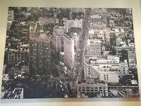 New York Flatiron Print