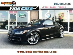 2011 Audi TTS 2.0T |AWD|S-TRONIC|PADDLE SHIFT|ACCIDENT FREE