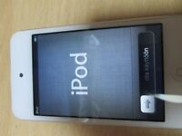 ipod touch 4th gen - white 8gb
