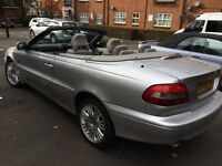 05 volvo c70 2.4 T GT CONVERTIBLE AUTOMATIC LOW MILES