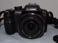 Panasonic Lumix DMC-FZ100 14.1 MP Digital camera