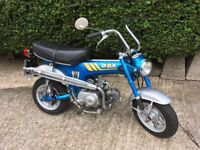 Honda ST70 Dax Monkey bike