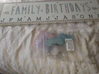 Christmas, birthday gifts jewellery box, bank, alarm clock, art etc