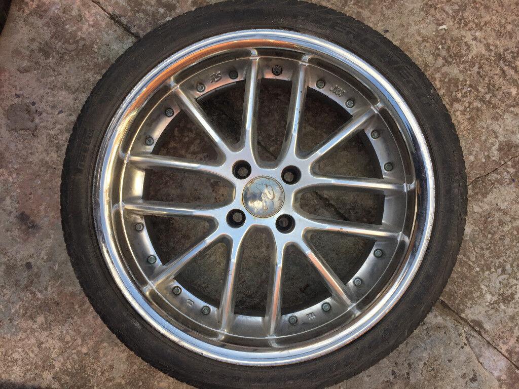 Bmw E30 E21 3 Series M30 E30 318i 325i Alloy Wheels 17 Inch Mini