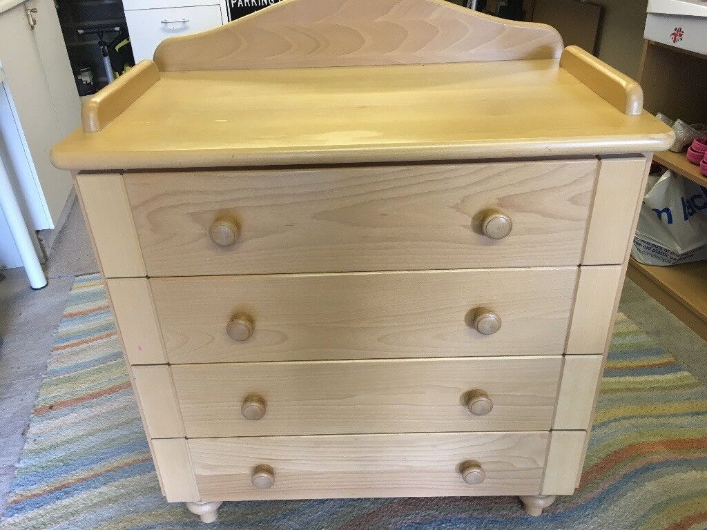 newest 18b32 4ecb1 Lemberk Baby Changing Chest of Drawers from John Lewis   in Cheddar,  Somerset   Gumtree