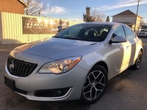 2017 Buick Regal Sport Touring Just Arrived!
