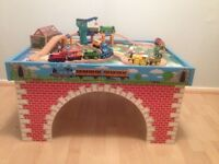 Thomas The Tank Table & accessories