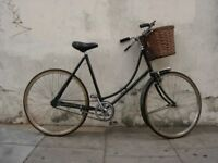 Pashley Ladies Town/ Dutchie/ Commuter bike, Green, 3 Spd, Good Condition, JUST SERVICED/CHEAP PRICE