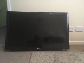 LG 42 inch LCD TV excellent condition