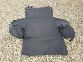 BMW 320 boot liner