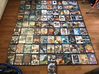 100 Ps2 PlayStation 2 Games job lot bundle