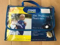 Zoggs Sun Protection Float Suit (Size 1-2years weight 11-15kg)