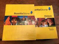 Rosetta Stone-level 1,2,3 complete set