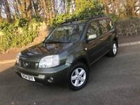 NISSAN X-TRAIL 2.2 DCI SPORT ** ONLY 119,000 MILES - FULL SERVICE HISTORY **