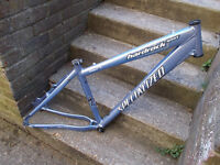 specialized hardrock sport frame
