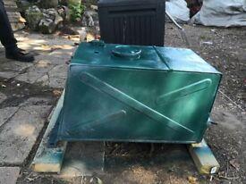 Landrover series 1 petrol tank