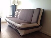 Sofa bed, very good condition, storage