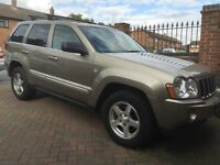 Grand Cherokee Auto 3.0 Diesel (Replacement 70,000 Engine)
