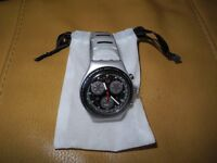 Swatch Irony Chrono Vintage Restless YCS4000AG Perfect as a Father's day Gift