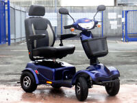 VANOS GALAXY WITH CANOPY - FREE DELIVERY - 10MPH LARGE MOBILITY SCOOTER - ELECTRIC POWER WHEELCHAIR
