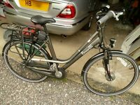 Benelli Electric bike less than 100 miles Mint condition