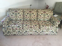Two Sofas for Sale (1 X 3 Seater and 1 X 2 Seater) - Good Condition