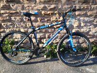 NEW Boss Atom 26 Inch Hard Tail DISC Brake Mountain Bike RRP £365