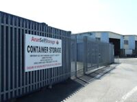 Short and Long Term Self Storage Units to Rent, Littlehampton, West Sussex