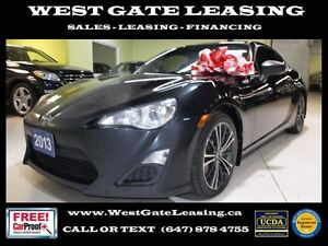 2013 Scion FR-S | AUTOMATIC | CERTIFIED |