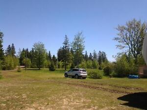 Grande Digue (Caissie Cape) 2 Trailler sites for rent Reduced