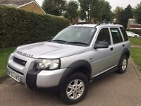 LAND ROVER FREELANDER 2.0 D AUTOMATIC 4X4 EXCELENT CONDITION PX / SWAP