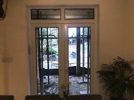 Double glaze windows