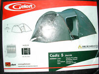 Tent for sale - 5 person tent