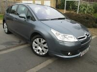 Citroen C4 2.0 HDi 16v VTR+ 5dr 12 MONTH MOT/AUTOMATIC/DRIVES EXCELLENT