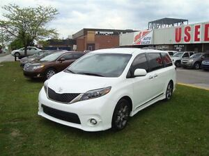 2015 Toyota Sienna SE 8 Passenger ~ LEATHER ~ BACK-UP CAMERA ~