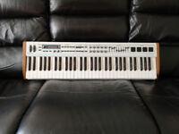 Arturia Analog Experience The Laboratory 61 Midi Keyboard Synthesizer