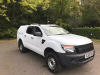 FORD RANGER 2.2 TDCI XL Pickup 4x4 double cab
