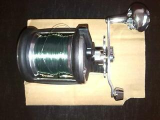 Brand new sea fishing multiplier reel