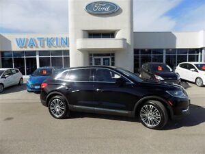 2016 Lincoln MKX Reserve AWD AWD