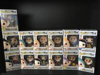 Funko Pop! Snow White Complete Collection with Exclusives & Chase