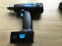 Nu-Tool Power Cordless Drill and Carrying Case