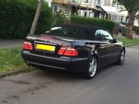 Mercedes-Benz, CONVERTIBLE, great condition, smooth drive, STUNNING CAR. MOT AND ROAD TAX.