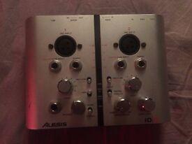 Alesis IO2 USB Audio Interface