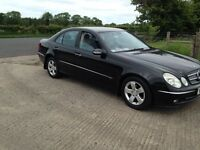 mercedes e class e280 v6 , e220 e270 e320 , MAY PART EXCHANGE PX P/EX