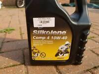 Silkolene 10w40 fully synthetic Comp 4 (1.7l)