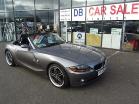 CONVERTIBLE!! 2004 BMW Z4 2.2 Z4 SE ROADSTER 2d 168 BHP **** GUARANTEED FINANCE **** PART EX WELCOME