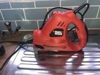 Electric multi saw