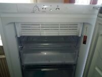 Hotpoint Upright Frost Free Tall Freezer 6 Drawers