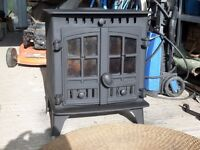 Hunter 5KW Multi Fuel Stove
