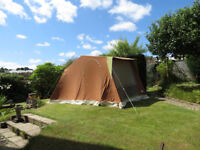 Marechal Chalet 4 tent